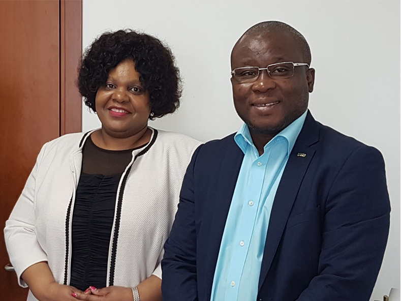 MISSION OF THE ADMINISTRATOR OF THE AFRICAN CULTURE FUND (ACF) TO THE AFRICAN UNION COMMISSION IN ADDIS ABABA (ETHIOPIA)