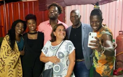 ABDOULAYE KONATE IN ACCRA (GHANA)